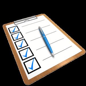kredit-suchen Checkliste