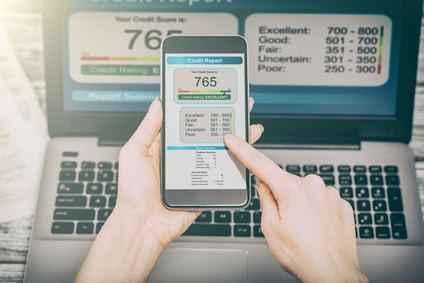 Kredit Score kostenlos abfragen