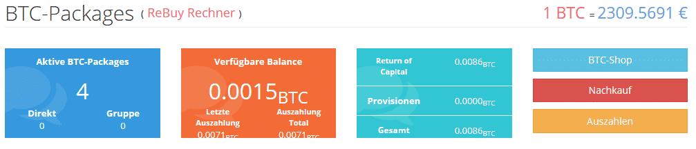 bitcoin mining übersicht woche 3