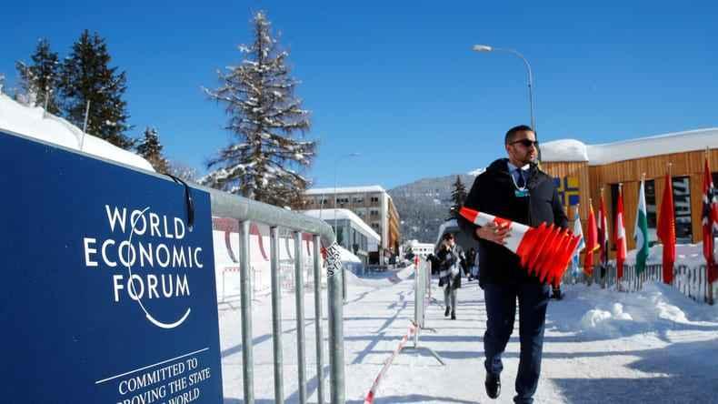 Blockchain und Krypto auf dem Weltwirtschaftsforum in Davos