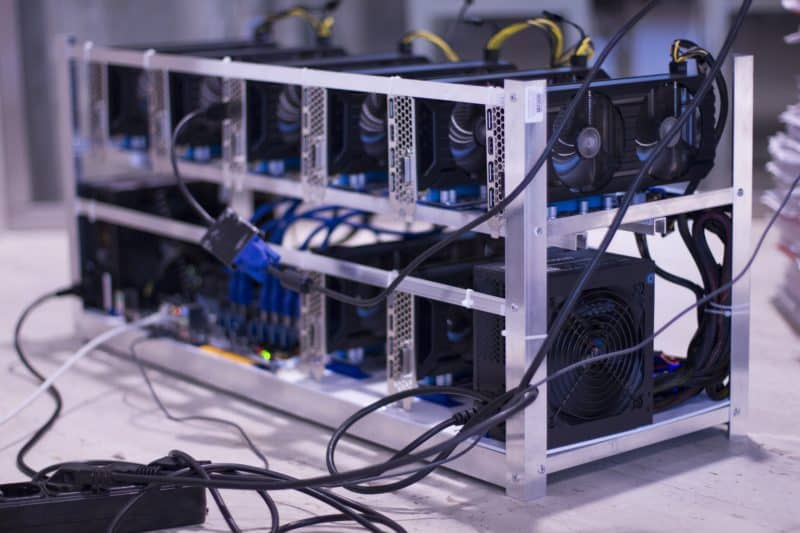 Bitcoin Mining Pool Farm