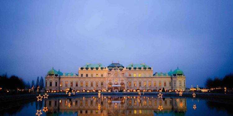 Oesterreich Belvedere Austria reguliert Kryptowaehrungen