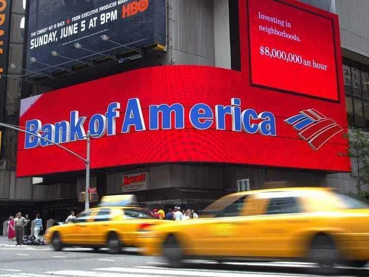 bank of america und bitcoin patente