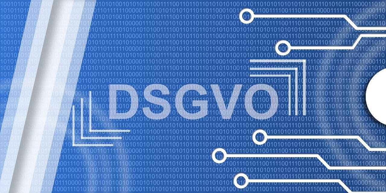 DSGVO und Relaunch