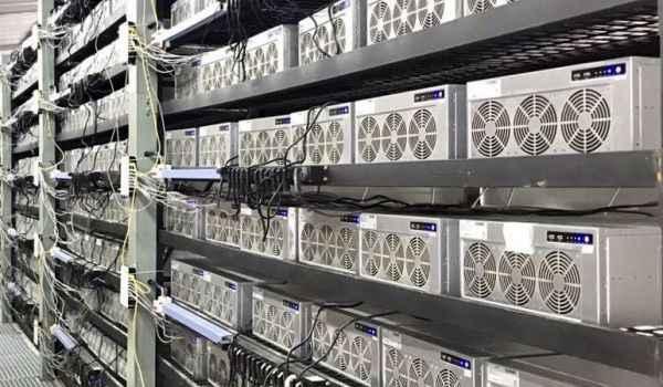crypto mining bei INVIA