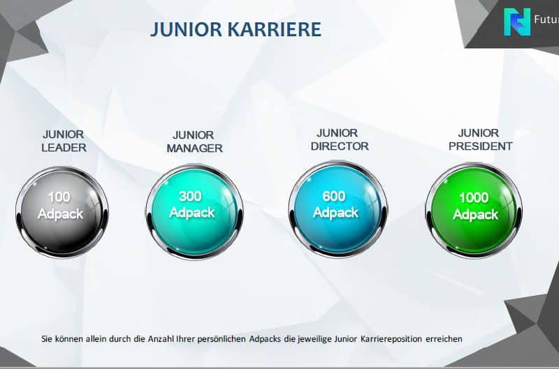 junior karriere plan